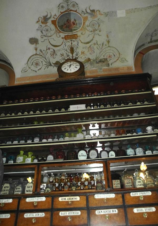 Первые аптеки в Украине. Львов