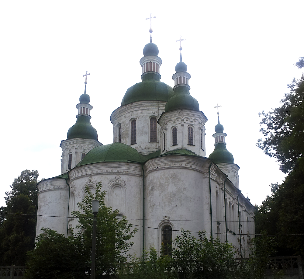 Именно Кирилловскую церковь в качестве родового храма и усыпальницы выбрали себе Великие киевские князья черниговских династии Ольговичей в Киеве