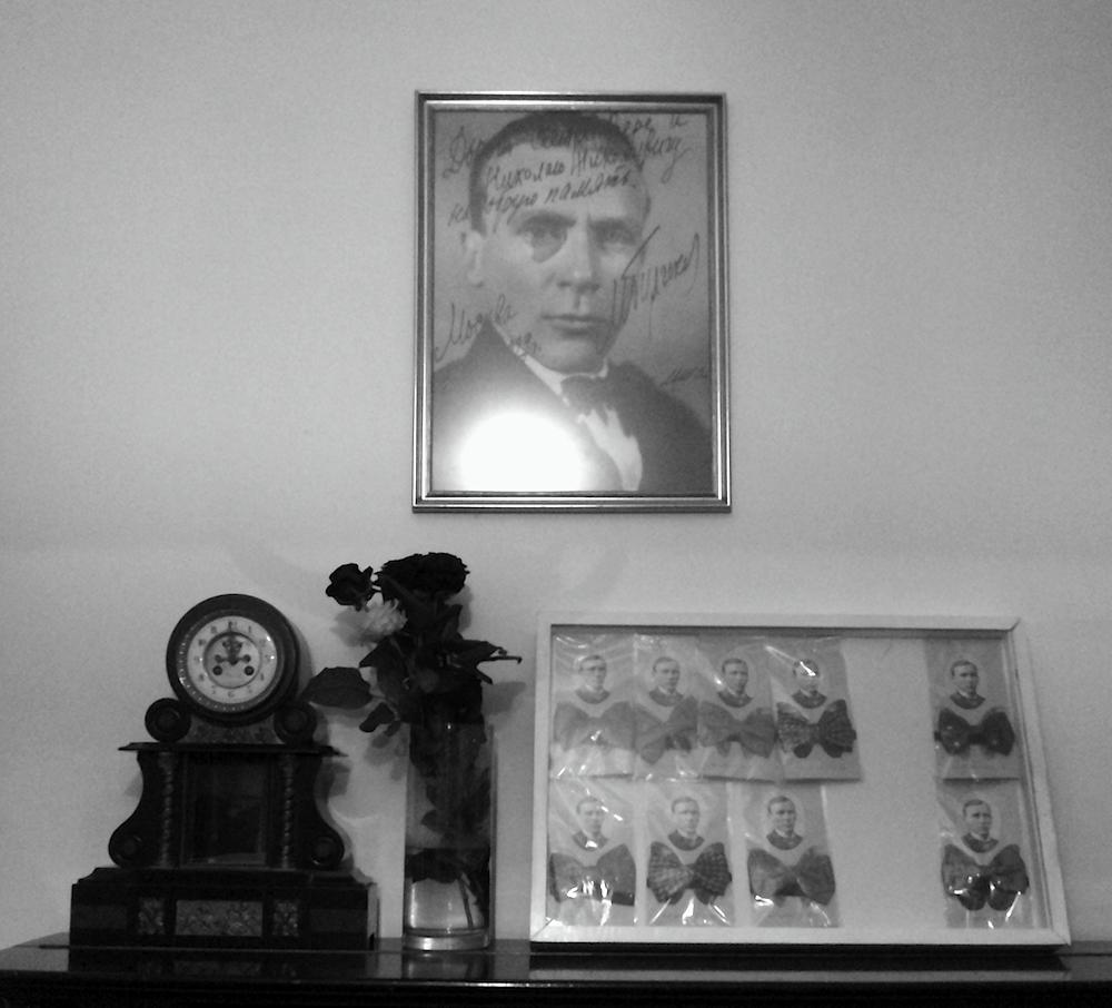 """Михаил Булгаков. Музей Булгакова. """"Белая гвардия"""""""