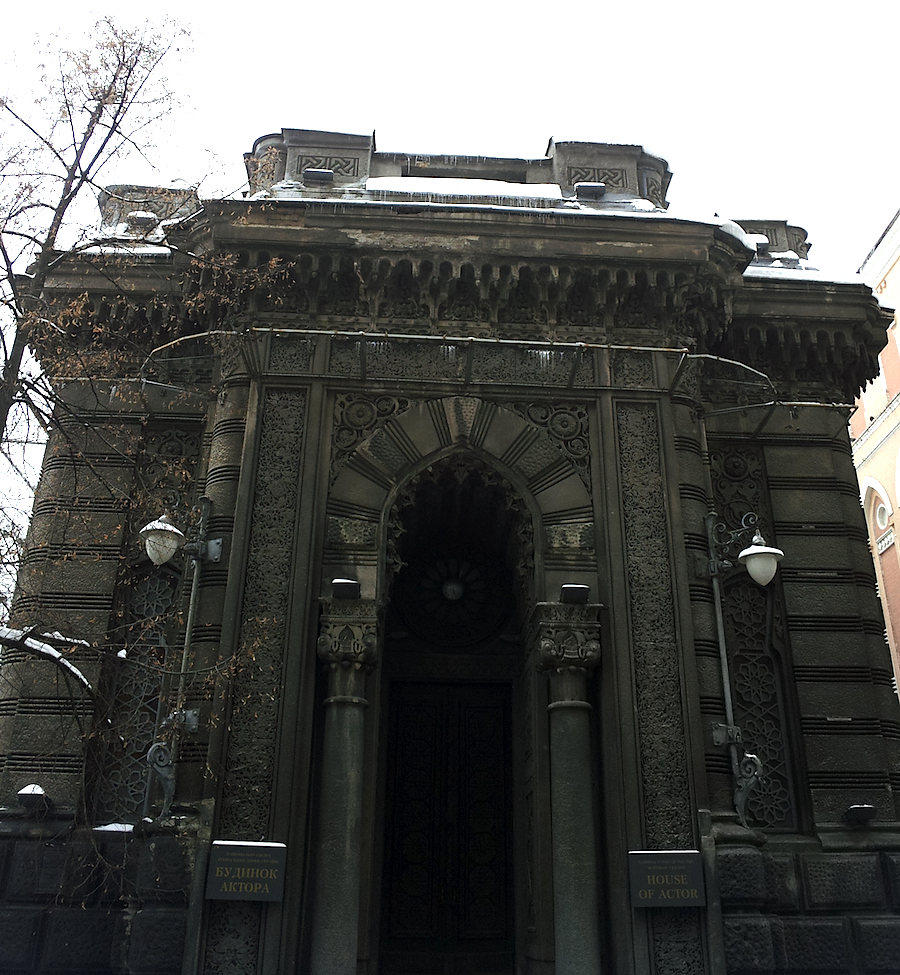 Караимская кенасса архитектора Городецкого