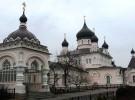Свято-Покровский монастырь. За «высотками» Лукьяновки