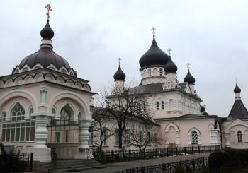 Свято-Покровский монастыокровская церковь