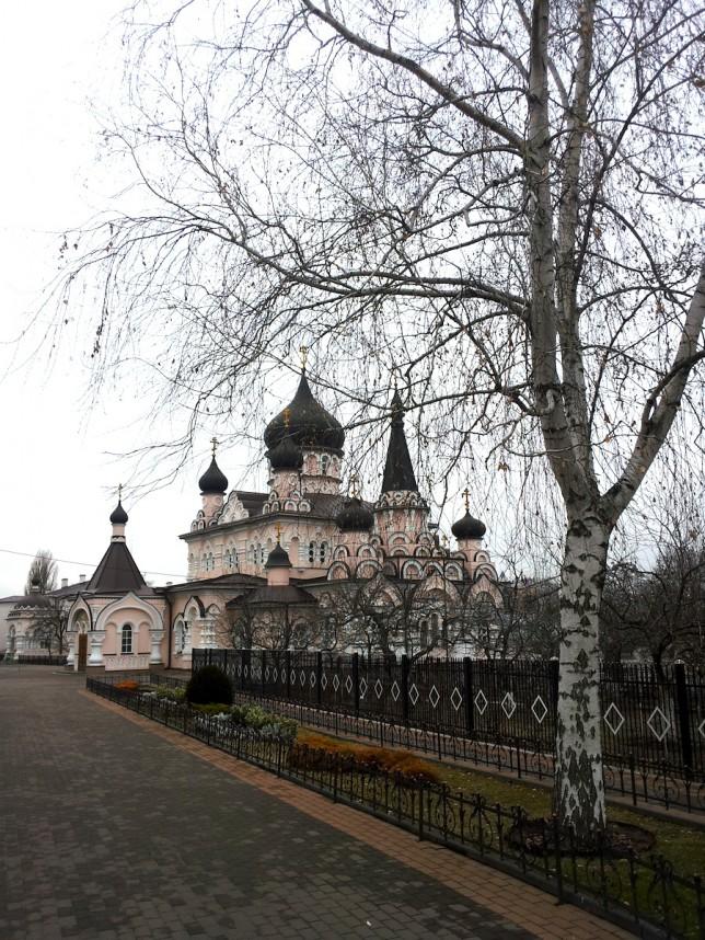 Свято-Покровский монастырь на Лукьяновке