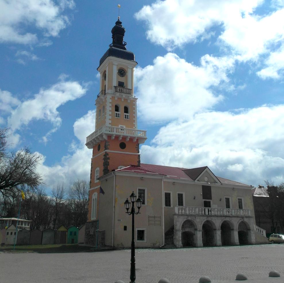 Каменец-Подольский. Ратуша. Магдебургское право