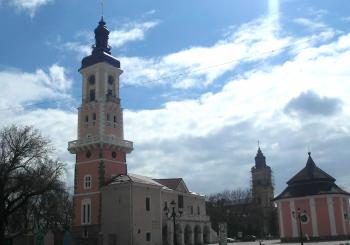Старая ратуша. Каменец-Подольский. магдебургское право