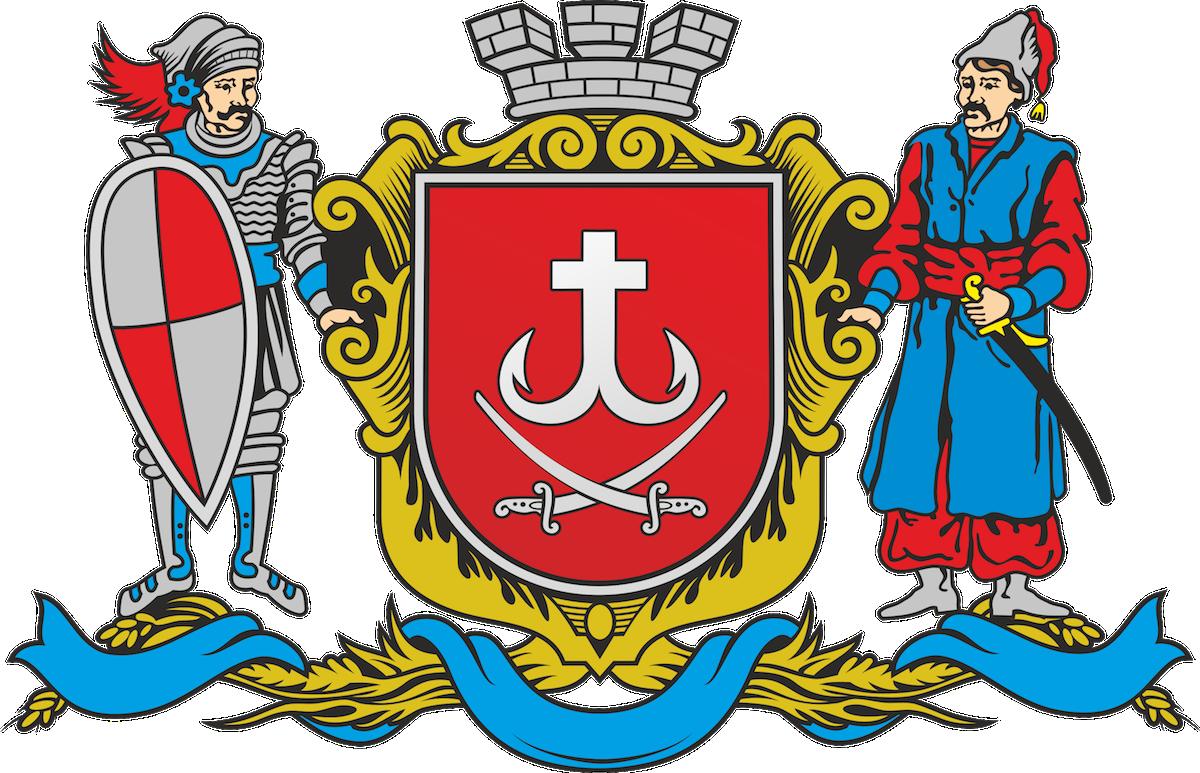 Гербы украинских городов. Герб Винницы