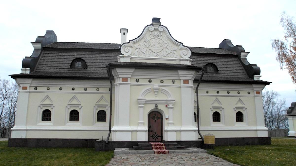Возврат столицы в Батурин был символичным шагом гетмана Разумовского