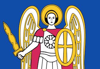 Гербы украинских городов (часть 2 — герб Киева)