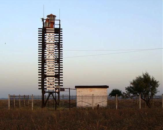 Маяки Одеси та Одещини: маяк Будаки